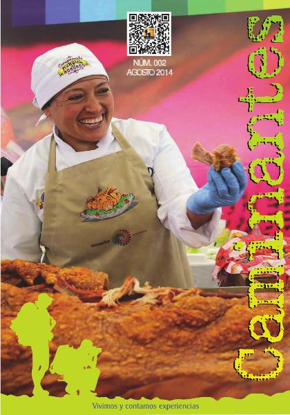 Revista Caminantes 002 - Septiembre 2014