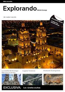 La catedral de Durango