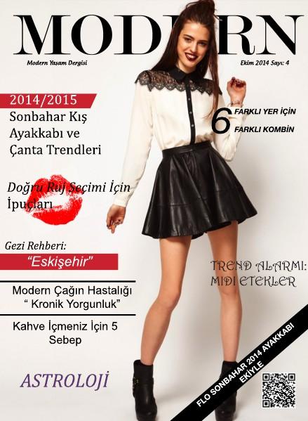 Modern Dergi Ekim 2014