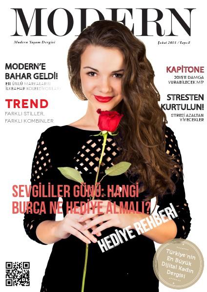 Modern Dergi Şubat 2015 #08
