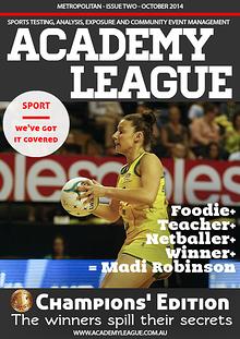 Academy League Magazine