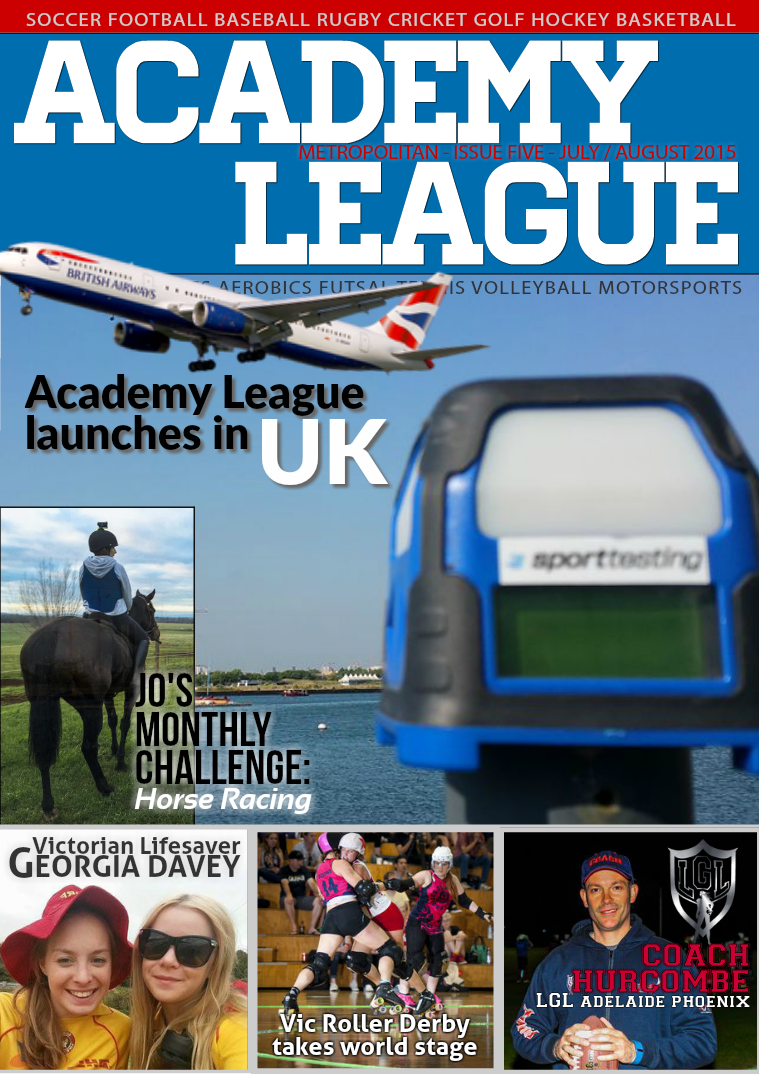 Academy League Magazine Issue 5 - July / August 2015
