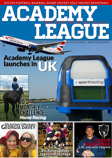 Academy League Magazine