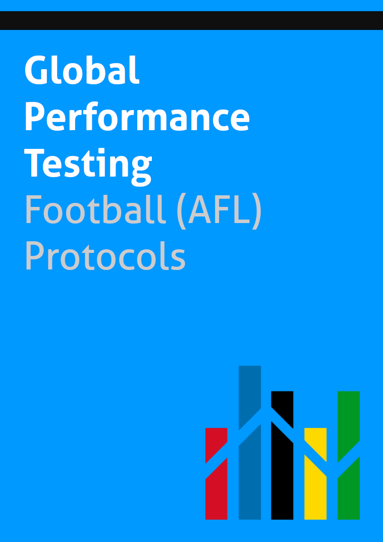 Global Performance Testing | Sport Specific Protocols Football (AFL) 1st Edition