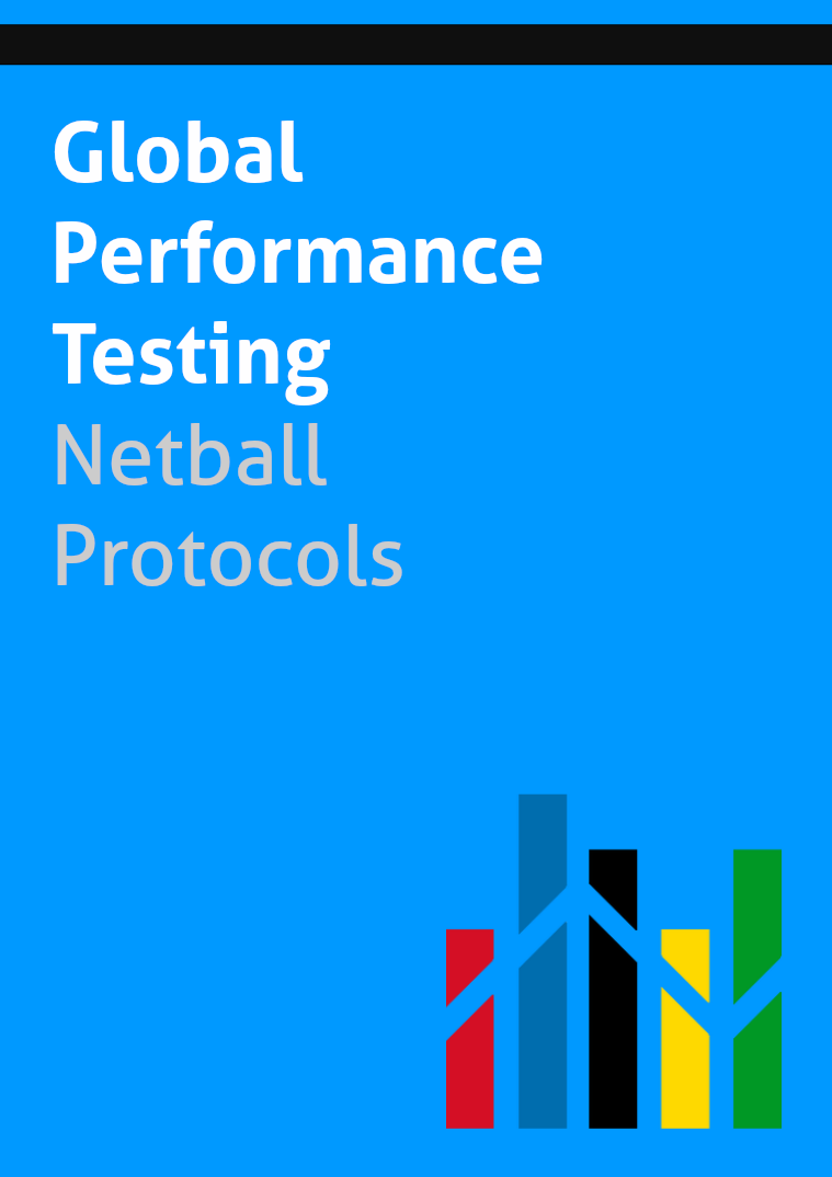 Global Performance Testing | Sport Specific Protocols Netball 1st Edition