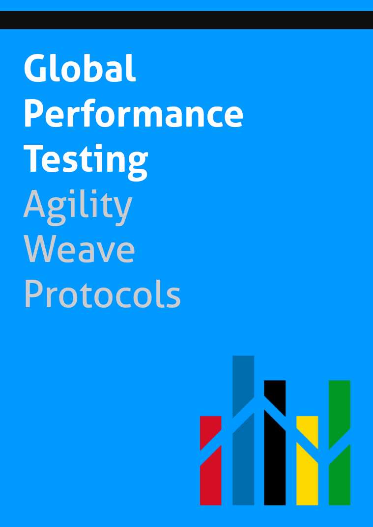 Global Performance Testing - Protocols Agility Weave