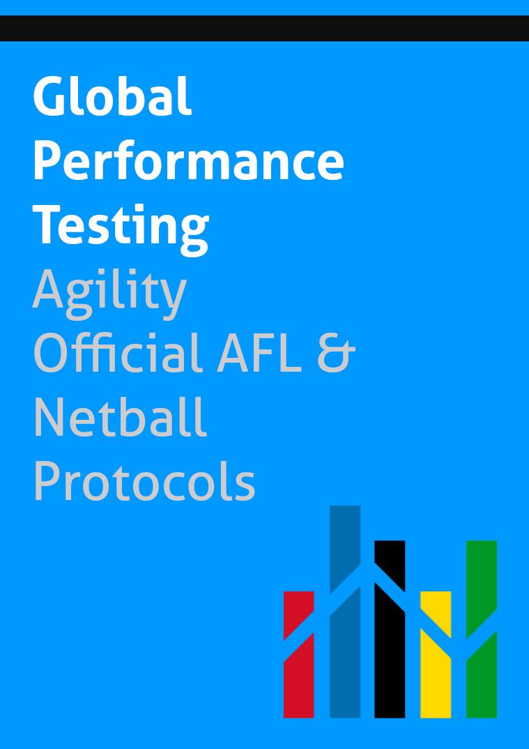 Global Performance Testing - Protocols Agility AFL Netball