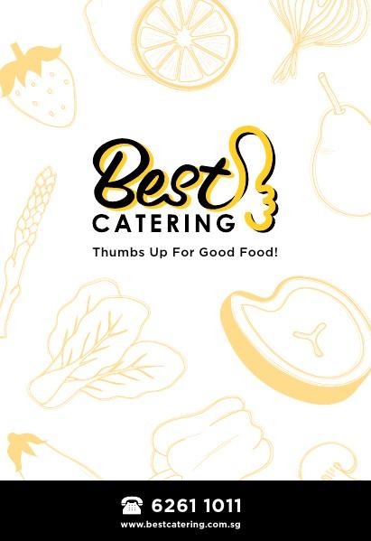 Best Catering Brochure July