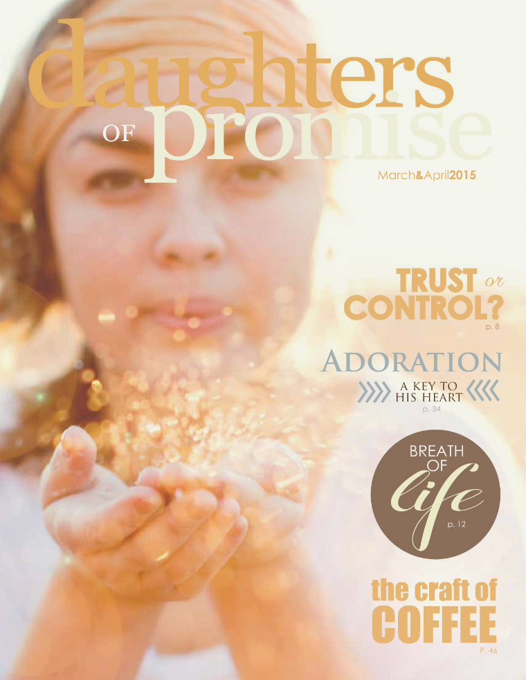 Daughters of Promise March/April 2015