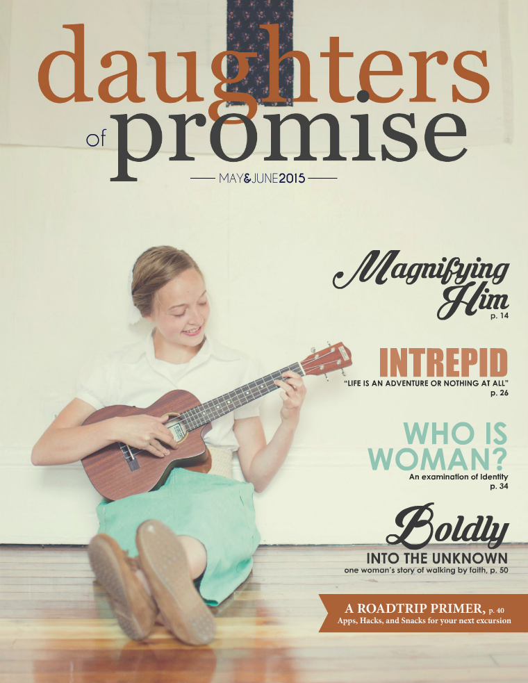 Daughters of Promise May/June 2015