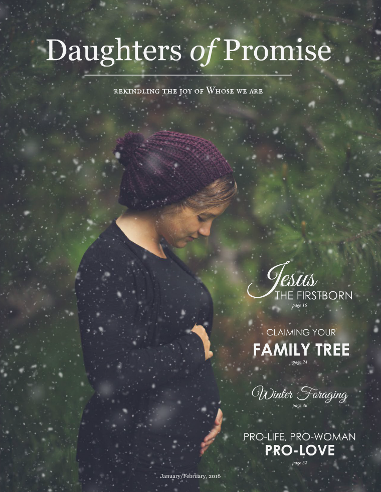 Daughters of Promise January/February 2016
