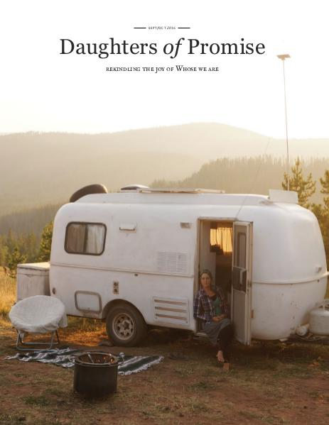 Daughters of Promise Sept/Oct 2016