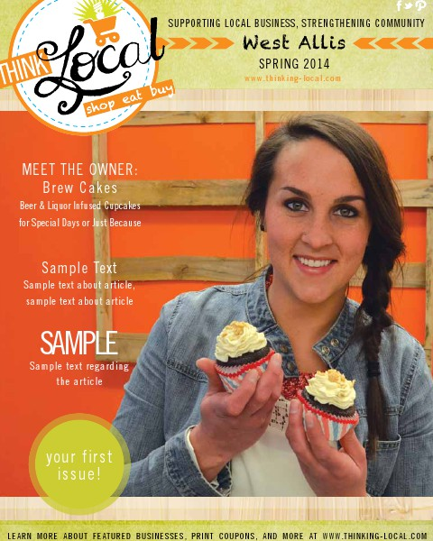 THINKlocal West Allis / Greenfield - Spring 2014