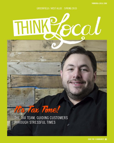 THINKlocal Greenfield / West Allis - Spring 15'