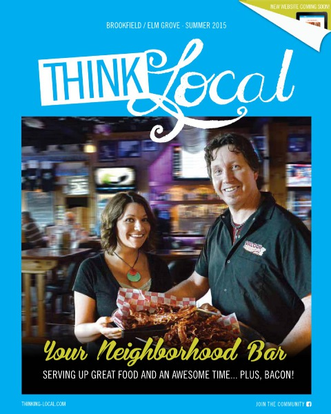 THINKlocal Brookfield / Elm Grove - Summer 15'