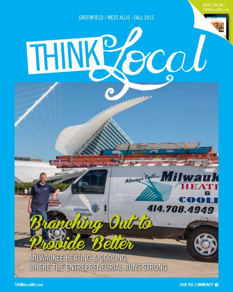 THINKlocal West Allis / Greenfield - Fall 15'