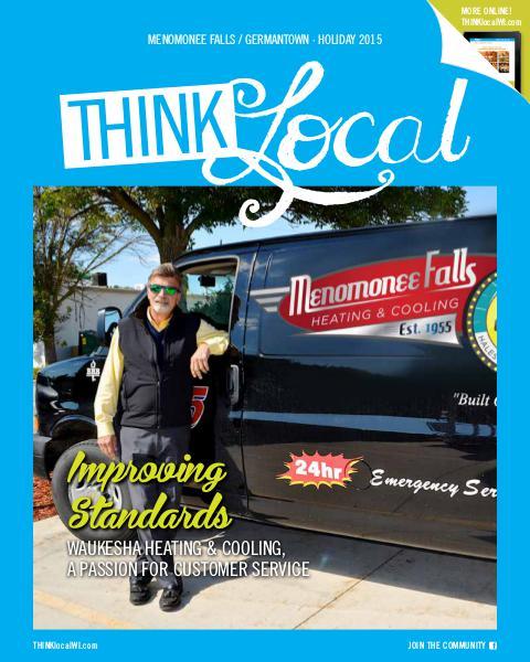 THINKlocal Menomonee Falls / Germantown - Holiday 15'