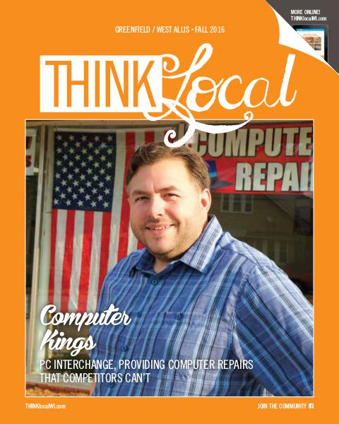 THINKlocal Greenfield / West Allis - Fall 16'
