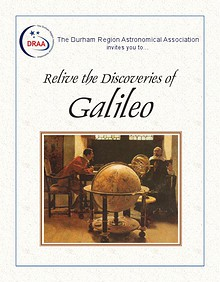 Relive the Discoveries of Galileo