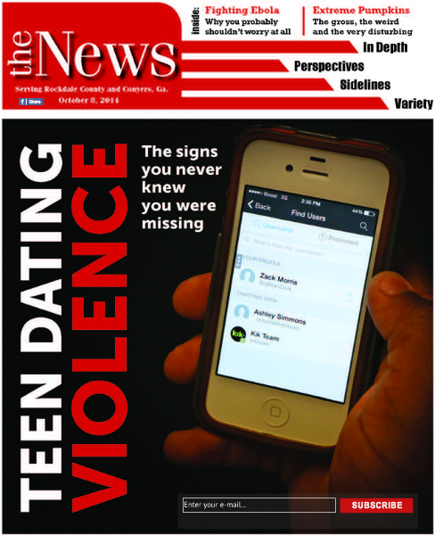 Rockdale News Digital Edition October 8, 2014