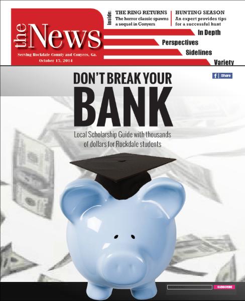 Rockdale News Digital Edition October 15, 2014
