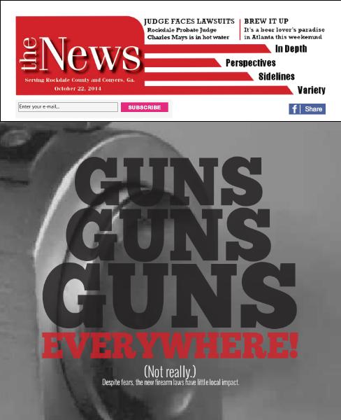 Rockdale News Digital Edition October 22, 2014