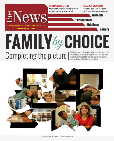Rockdale News Digital Edition November 12, 2014