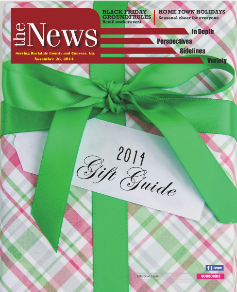 The Rockdale News Rockdale News Digital Edition November 26, 2014