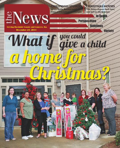 Rockdale News Digital Edition, December 24, 2014