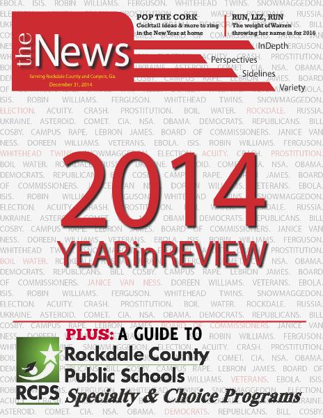 Rockdale News Digital Edition December 31, 2014