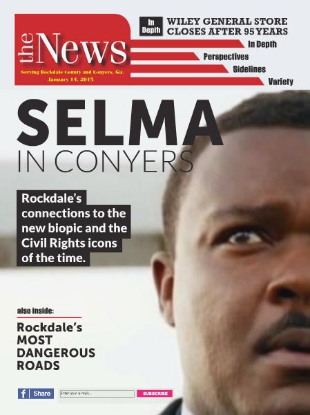 Rockdale News Digital Edition, January 14, 2015