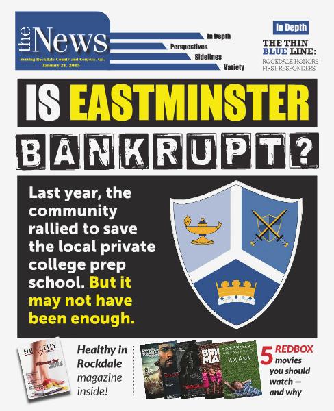 Rockdale News Digital Edition January 21, 2015