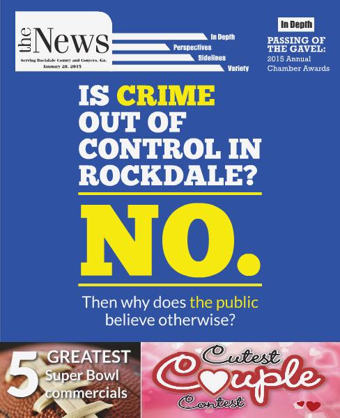 Rockdale News Digital Edition January 28, 2015