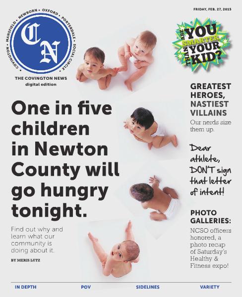 The Covington Digital News Digital Edition February 27, 2015