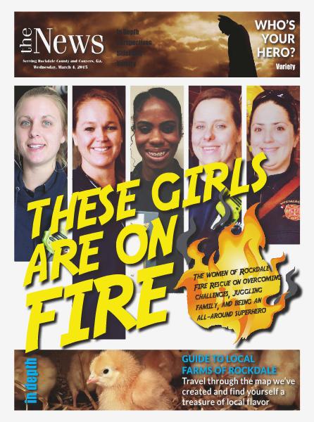 Rockdale News Digital Edition March 4, 2015
