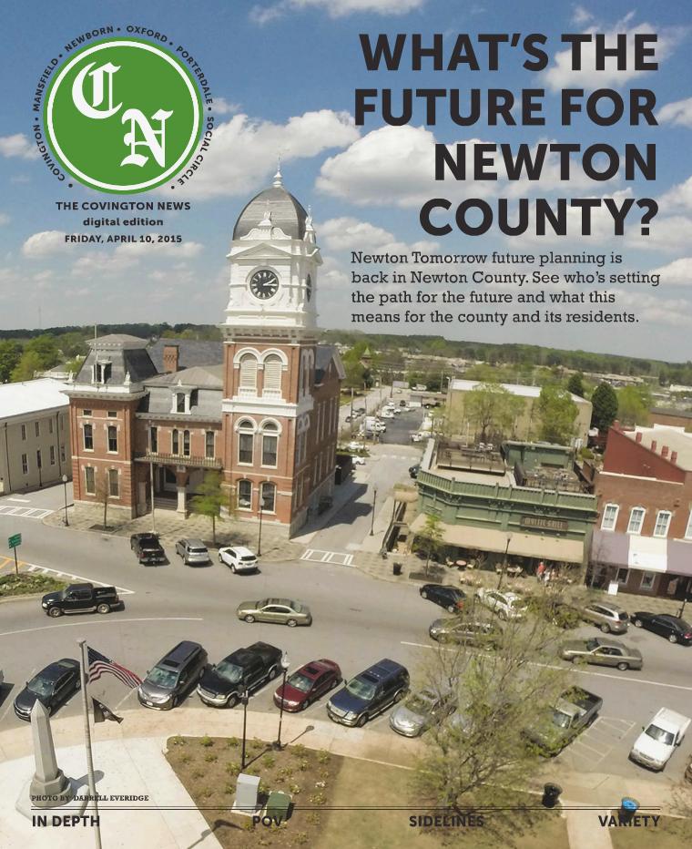 The Covington Digital News Digital Edition April 10, 2015