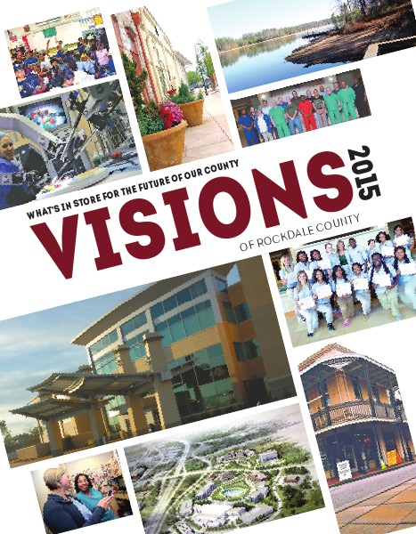 Visions 2015 Rockdale News Special Section