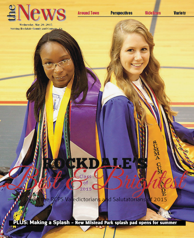 Rockdale News Digital Edition May 20, 2015