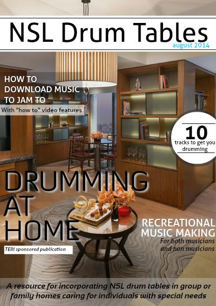 NSL Drum Table Facilitation August 2014