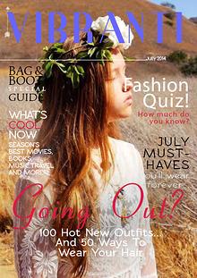 Vibranti Magazine