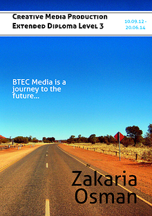 BTEC Media Zakaria Osman