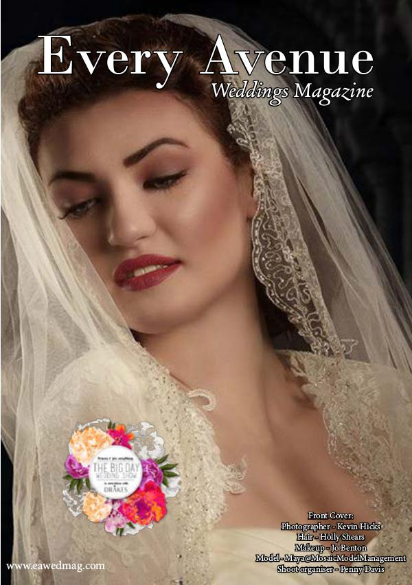 Every Avenue Weddings Magazine Issue 14 Issue 14 Every Avenue Weddings Magazine