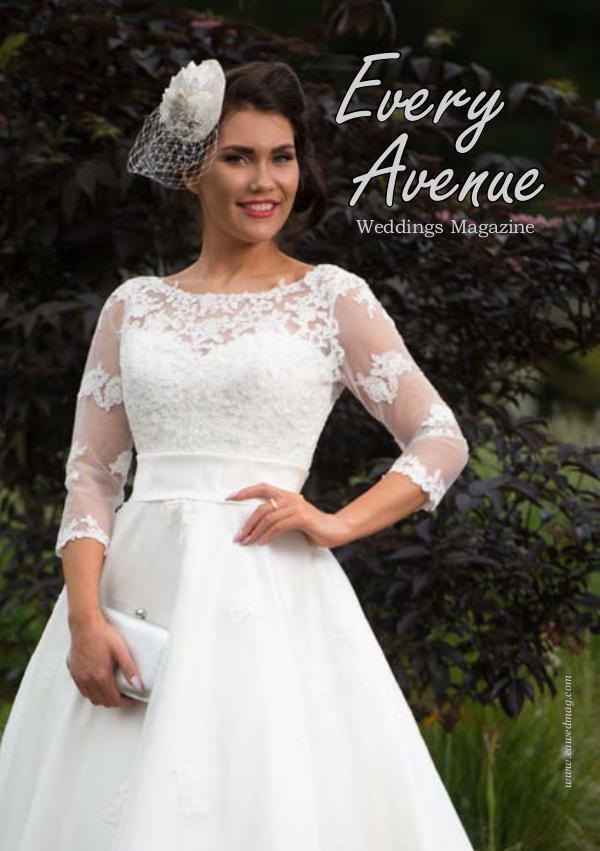 Every Avenue Weddings Magazine Issue 16 Issue 16