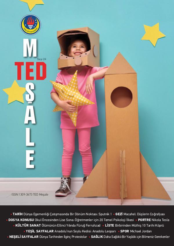 TED Meşale Dergisi 24. Sayı