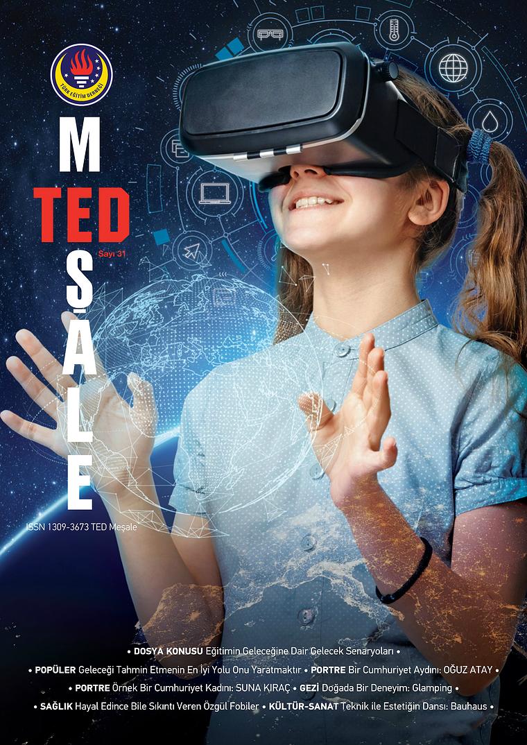 TED Meşale Dergisi 31.Sayı