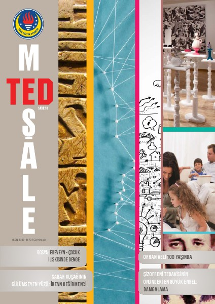TED Meşale Dergisi Haziran 2014 18. Sayı