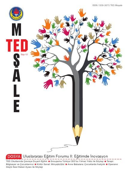 TED Meşale Dergisi Haziran 2011 12. Sayı