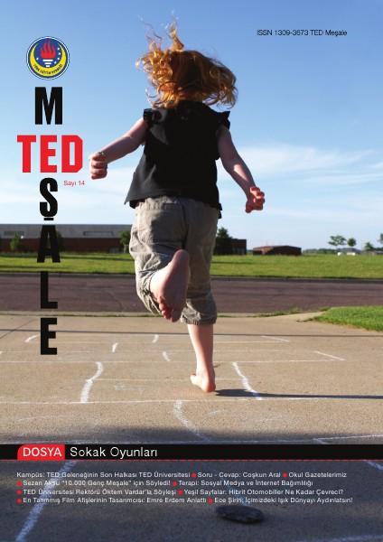 TED Meşale Dergisi Haziran 2012 14. Sayı