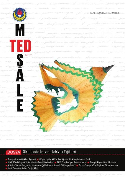 TED Meşale Dergisi Aralık 2013 17. Sayı