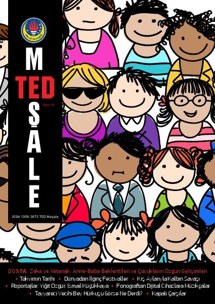 TED Meşale Dergisi 19. Sayı